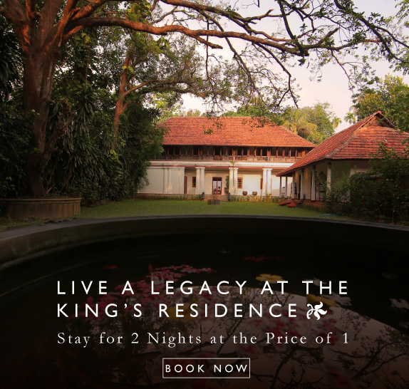 Live A Legacy at the King