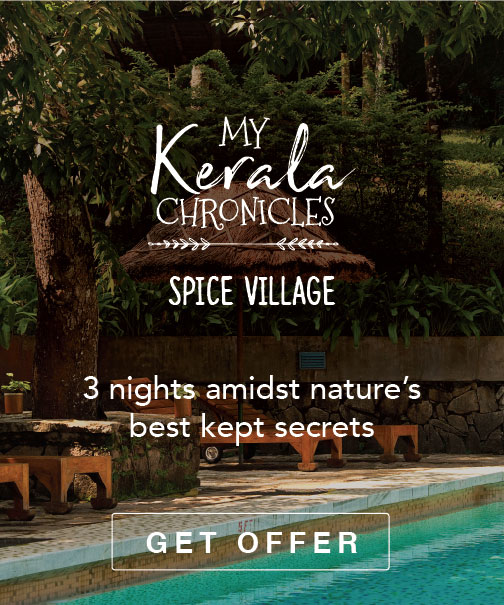 3 nights amidst Kerala