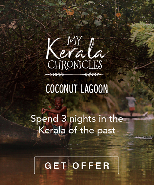 Spend 3 nights in the Kerala of the past.