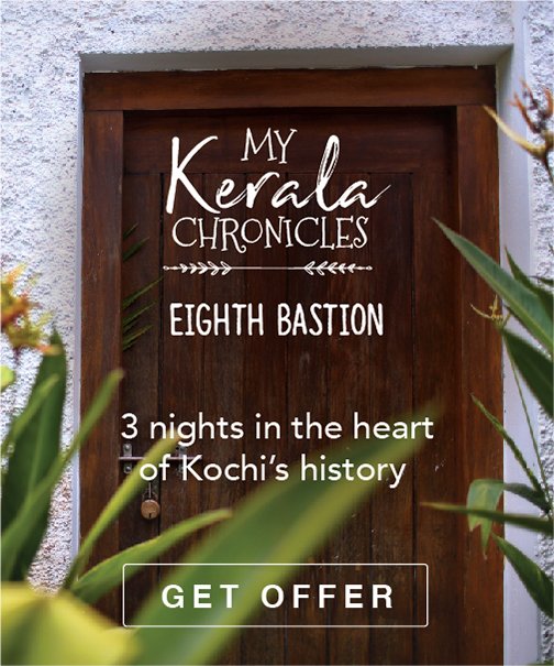 3 nights in the heart of Kochi city.