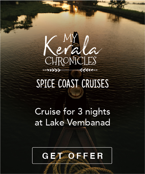 Cruise for 3 nights at Lake Vembanad.