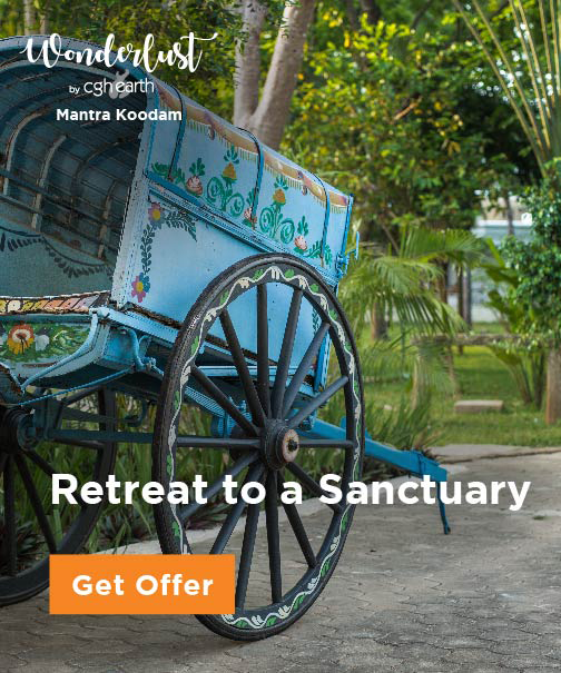 Retreat to a sanctuary